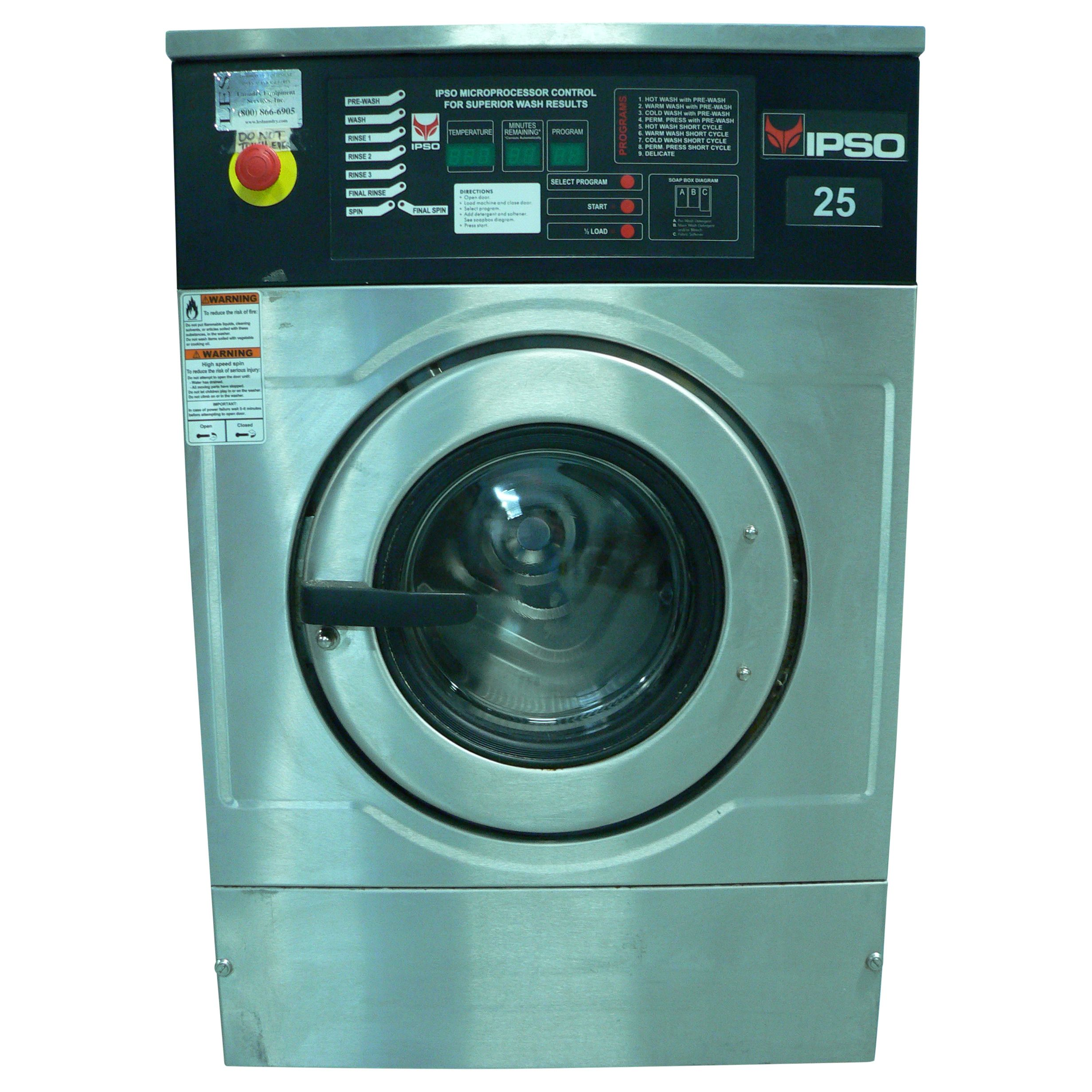 Used Equipment Archives Laundry Equipment Services Used Washer