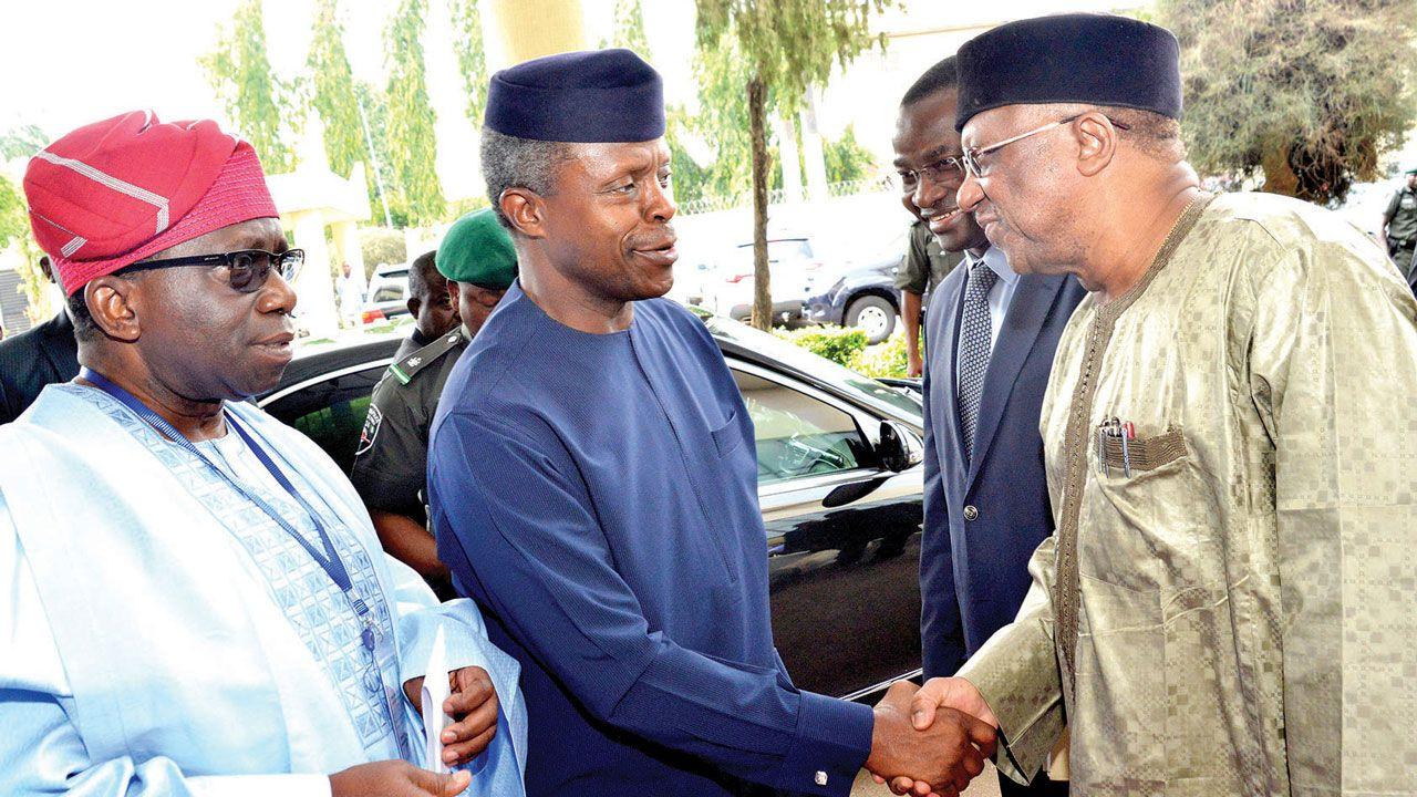 Osinbajo urges Ecowas, Waho to address burden of