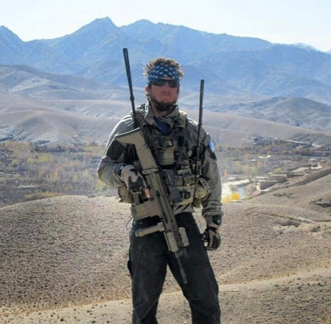 CCT Operator | Cowboys from Hell | Military motivation ...