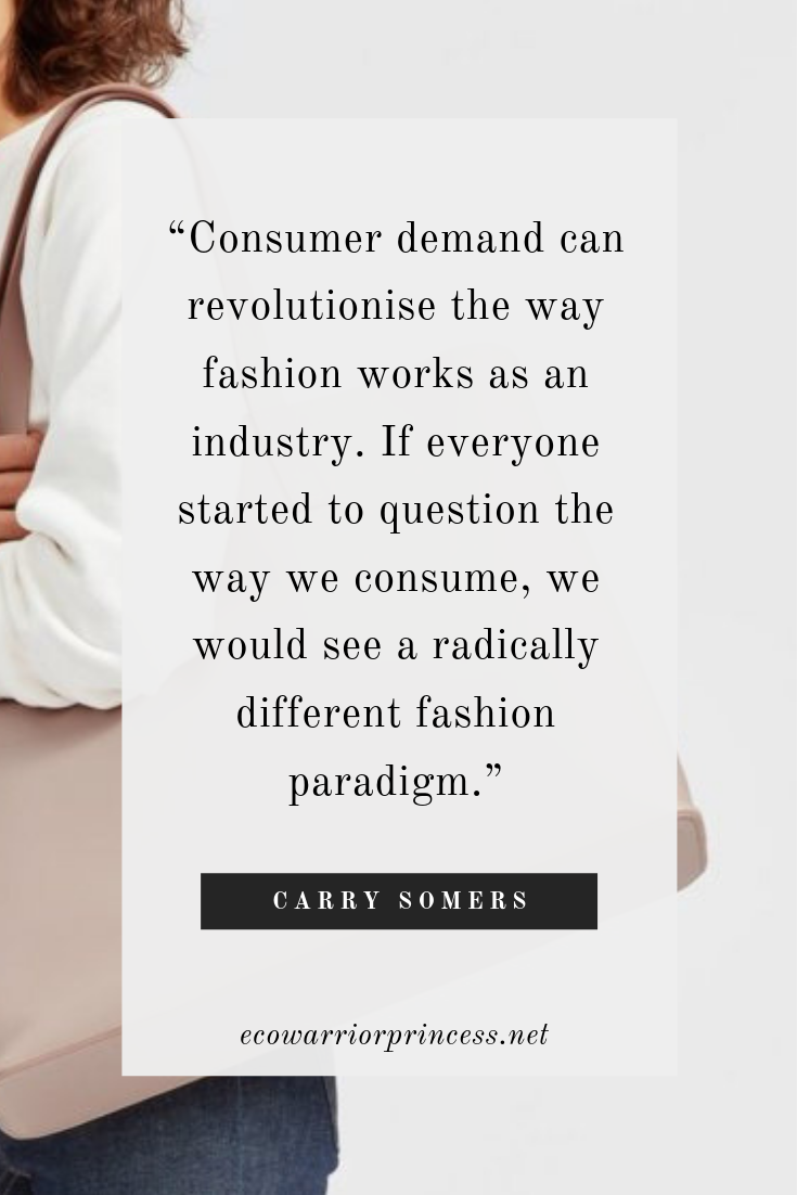 32 Thought Provoking Quotes About Ethical Sustainable And Fast Fashion In 2020 Fashion Quotes Fashion Words Sustainable Fashion Quotes
