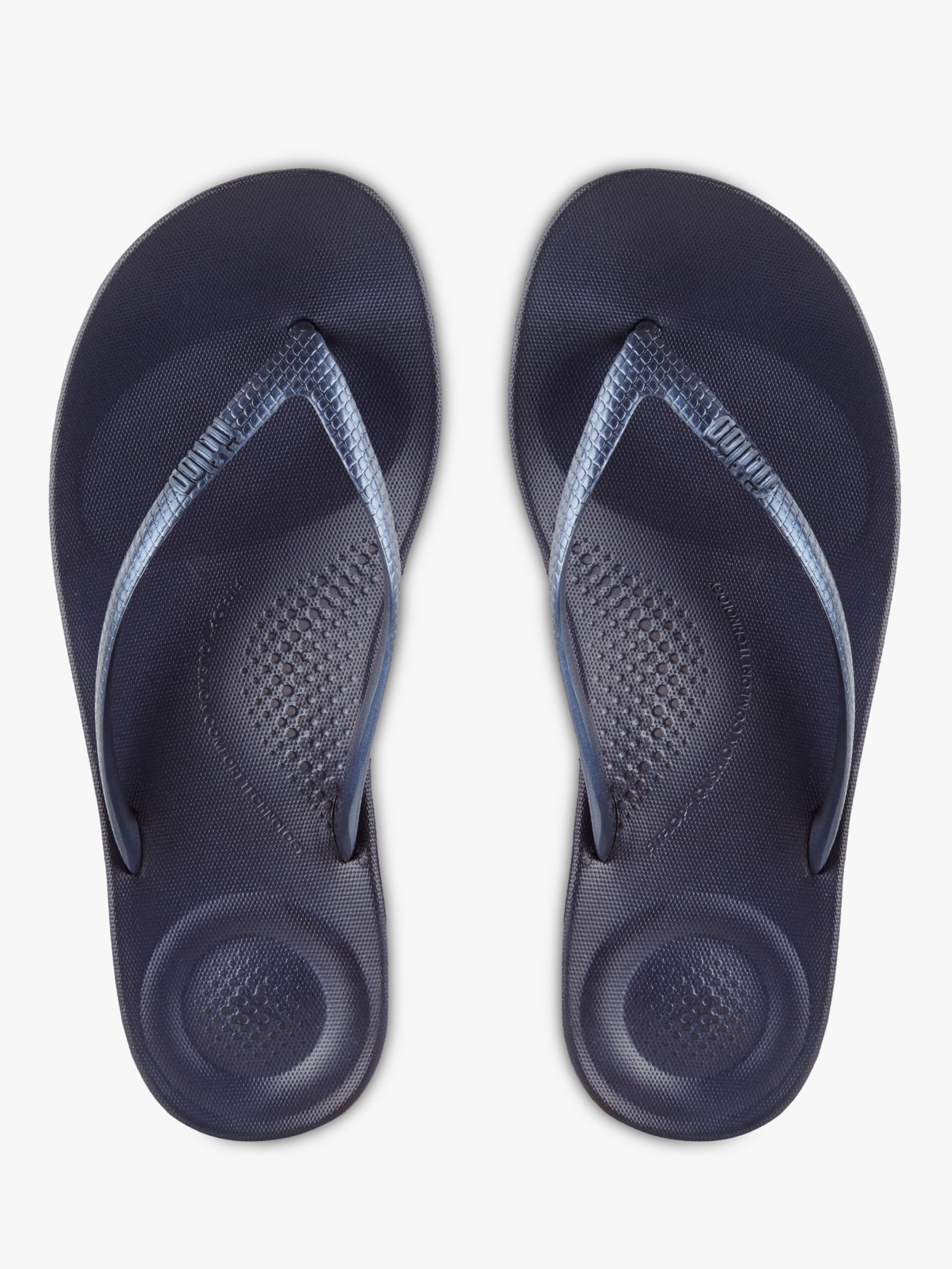 Fitflop Iqushion Ergonomic Flip Flops Most Comfortable Sandals