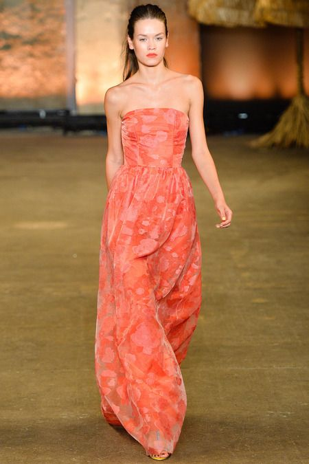 Christian Siriano   Spring 2014 Ready-to-Wear Collection   Style.com