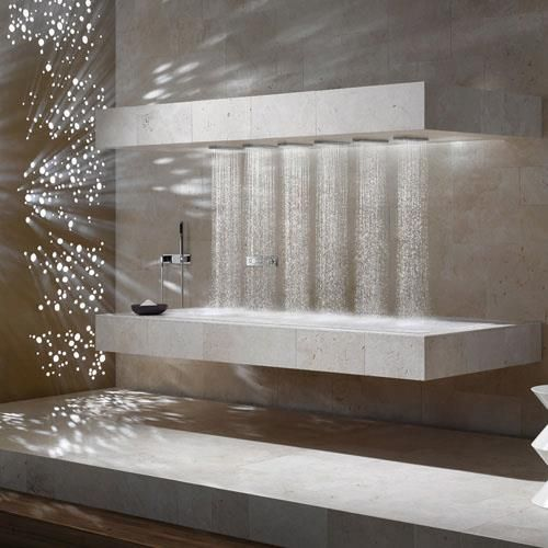 Horizontal ShowerATT by Dornbracht