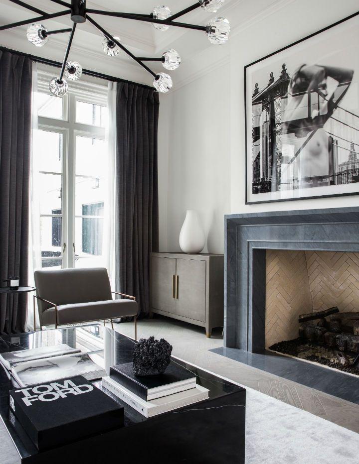 Photo of Modern Sophisticated Interiors   Decoholic