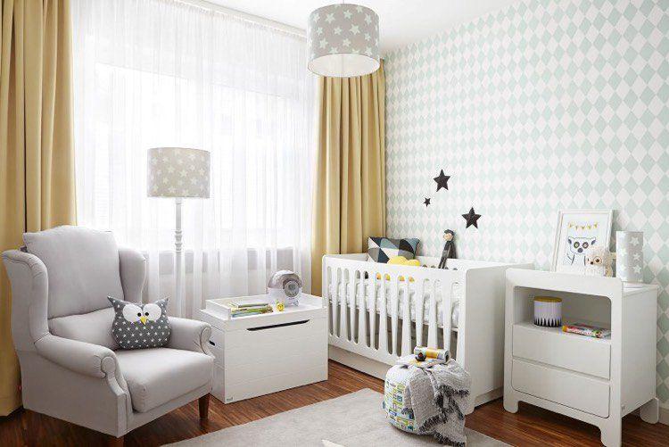 décoration chambre bébé garçon et fille  jours de joie et