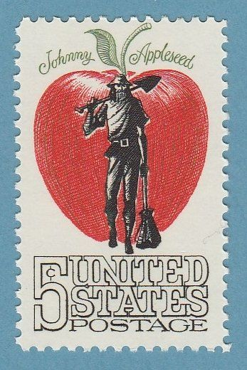 Johnny Appleseed Folklore U S Postage Stamp Online Shopping In 2019 Postage Stamp Art