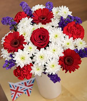 National Spirit   Flower Delivery London   Flowers by Post   Flower Delivery 2012