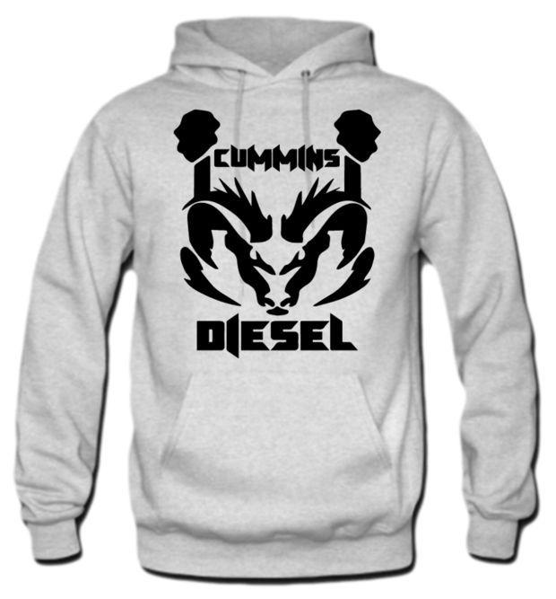 aa9fa0f7 Cummins Diesel Hoodie   Clothing   Cummins hoodie, Hoodies, Cummins