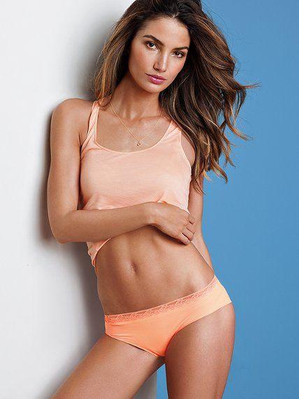 efc4246d6d537 Flawless by Victorias Secret Hiphugger Panty