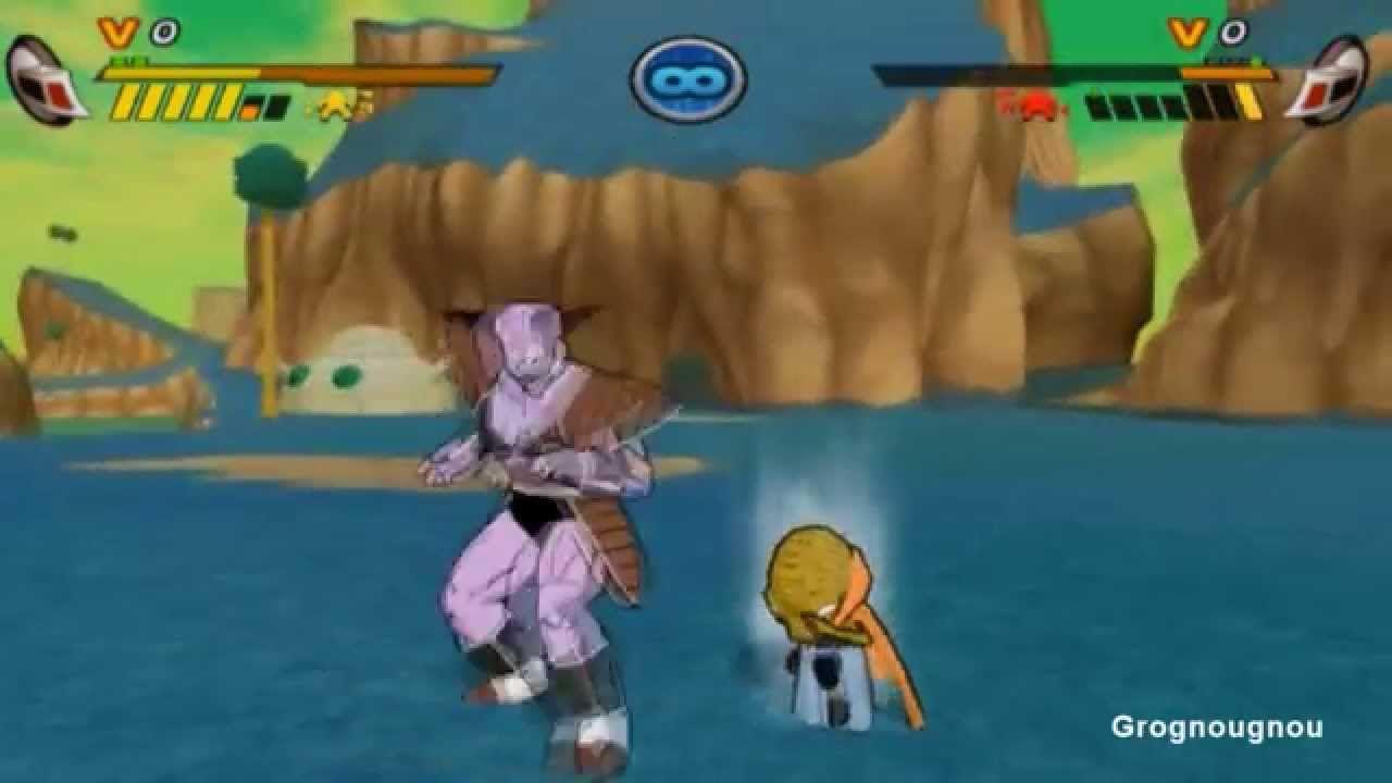 Ginyu Use The Bodies Switches Technic On The Sorcerer Babidi Dragon Ball Z Budokai 3 Mod