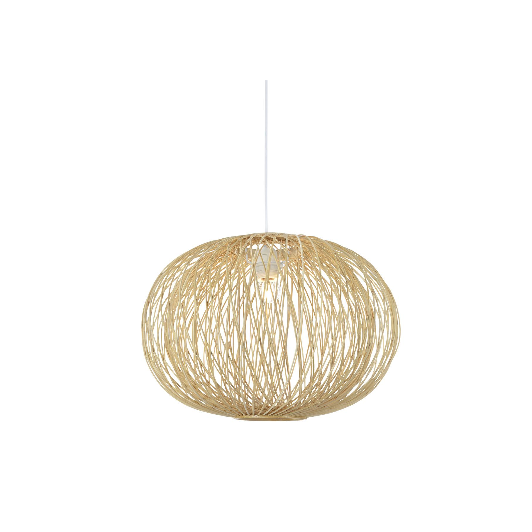 Suspension Luminaire Castorama Suspension En Rotin Albarella E27 42w H 139cm Castorama