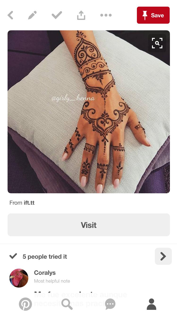 Hzeldes Tatts Pinterest Hennas Tattoo And Henna Designs