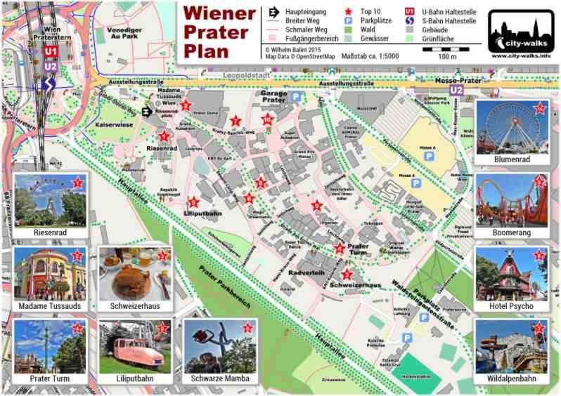 Prater Wien Plan Pdf Bilder Orte