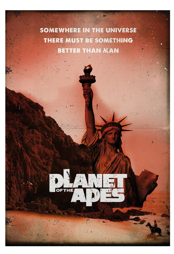 Planet Der Affen Planet Of The Apes 1968 Movies Pinterest