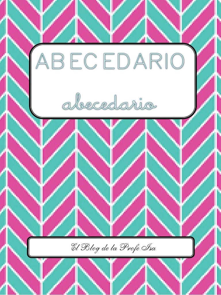 Abecedario - Mayúsculas y Minúsculas - COLOR. Alphabet - Capital ...