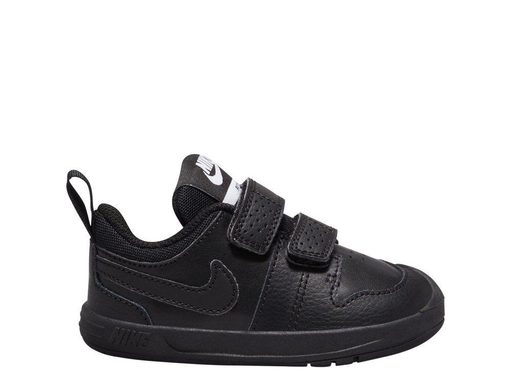 Nike Pico 5 Tdv Czarne All Black Sneakers Black Sneaker All Black
