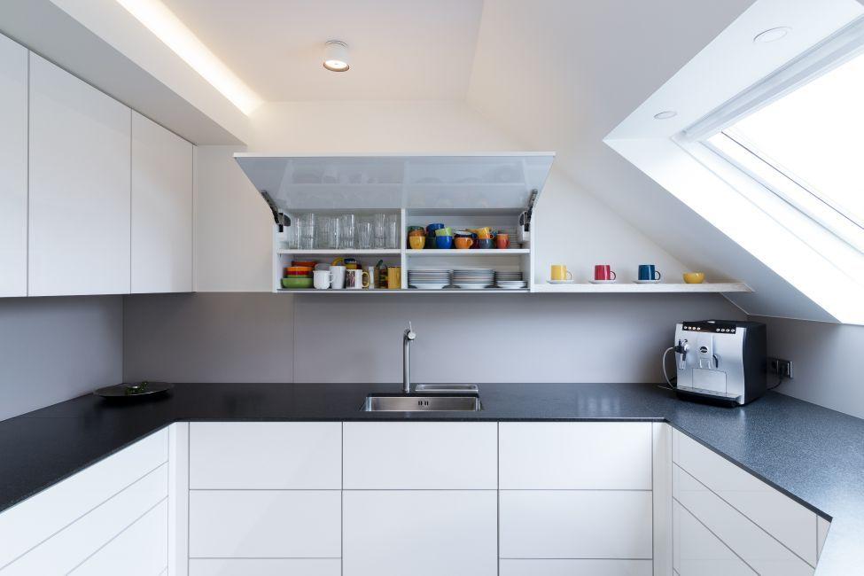 Küchen Design Pur II Klocke Küche nach Maß in Borken II - schiebetür für küche