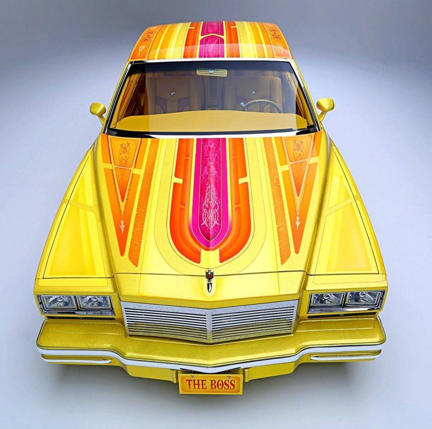 Pin by Paul Garcia on Lowriders Custom cars paint