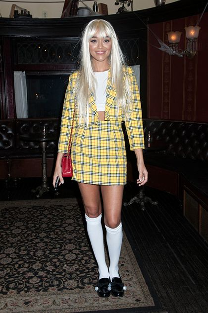 Week Of October 27th Nice Dresses Cher Clueless Halloween Costume Clueless Halloween Costume