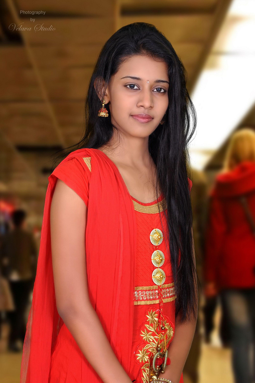 Singer Priyanka Official  Beautiful Girl Photo, Beauty -2451