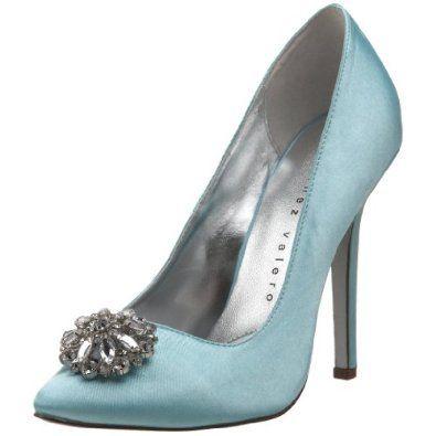 435beb482dc40 Tiffany blue pumps | Wedding things | Blue wedding shoes, Shoes ...