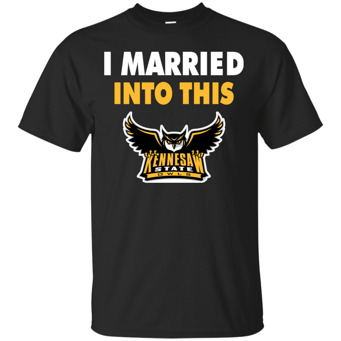 NCAA Kennesaw State Owls T-Shirt V1