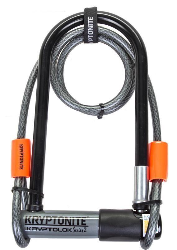 Kryptonite Kryptolok Series 2 Bicycle Lock Bicycle Lock Bicycle