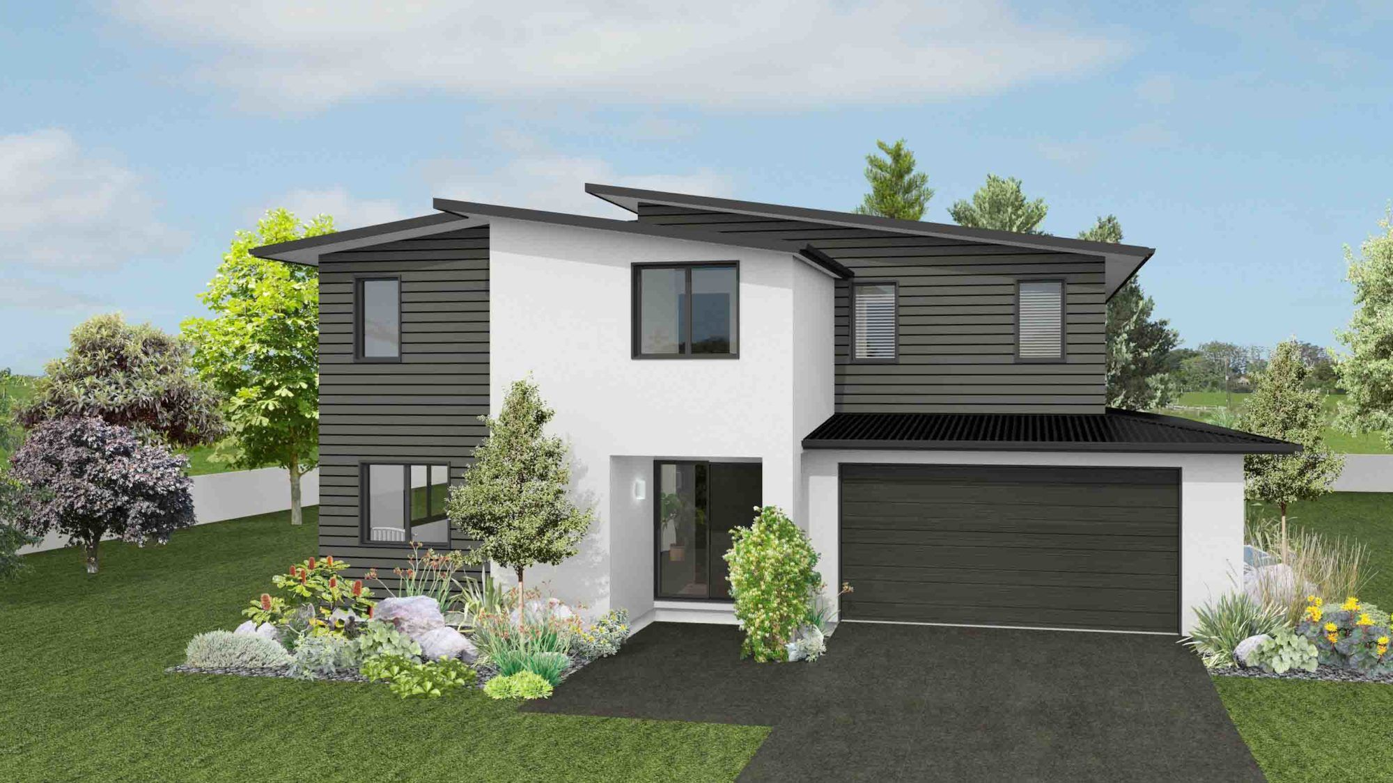 Landmark Homes Anthem House Plan House Plans Building A House House