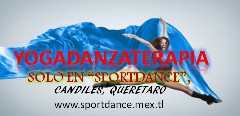 Unico en México.... en SportDance...