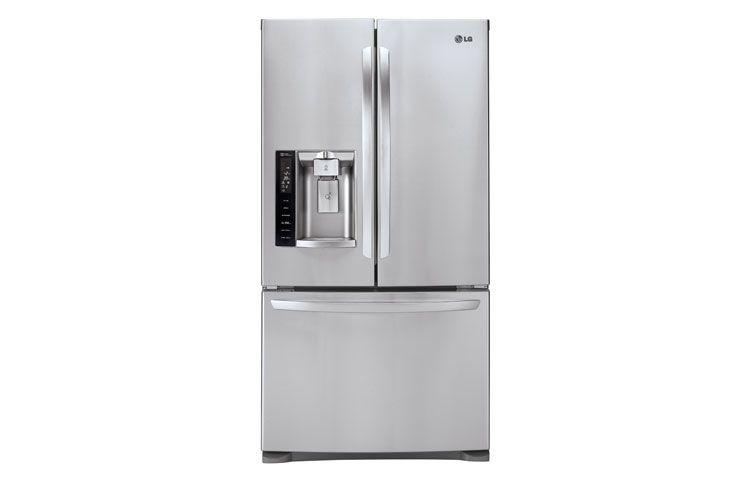 27 Cu Ft French Door Refrigerator French Door Refrigerator