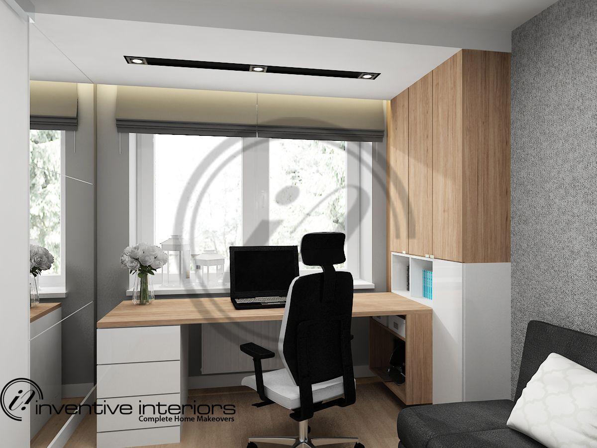 Study Room Interior Design, Study Room Ideas