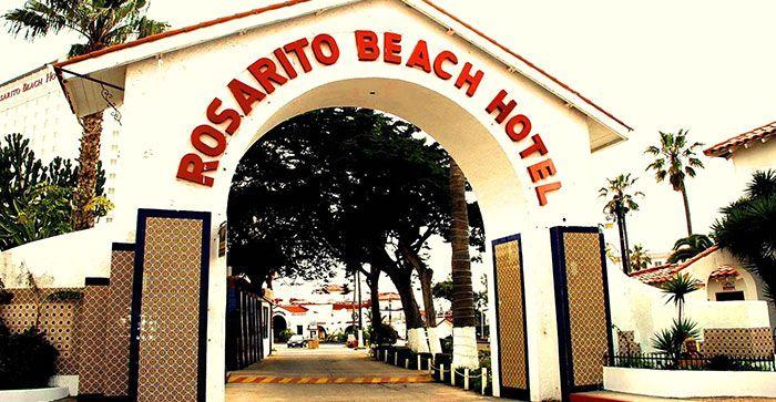 Rosarito Beach Hotel Mx Got Married Here