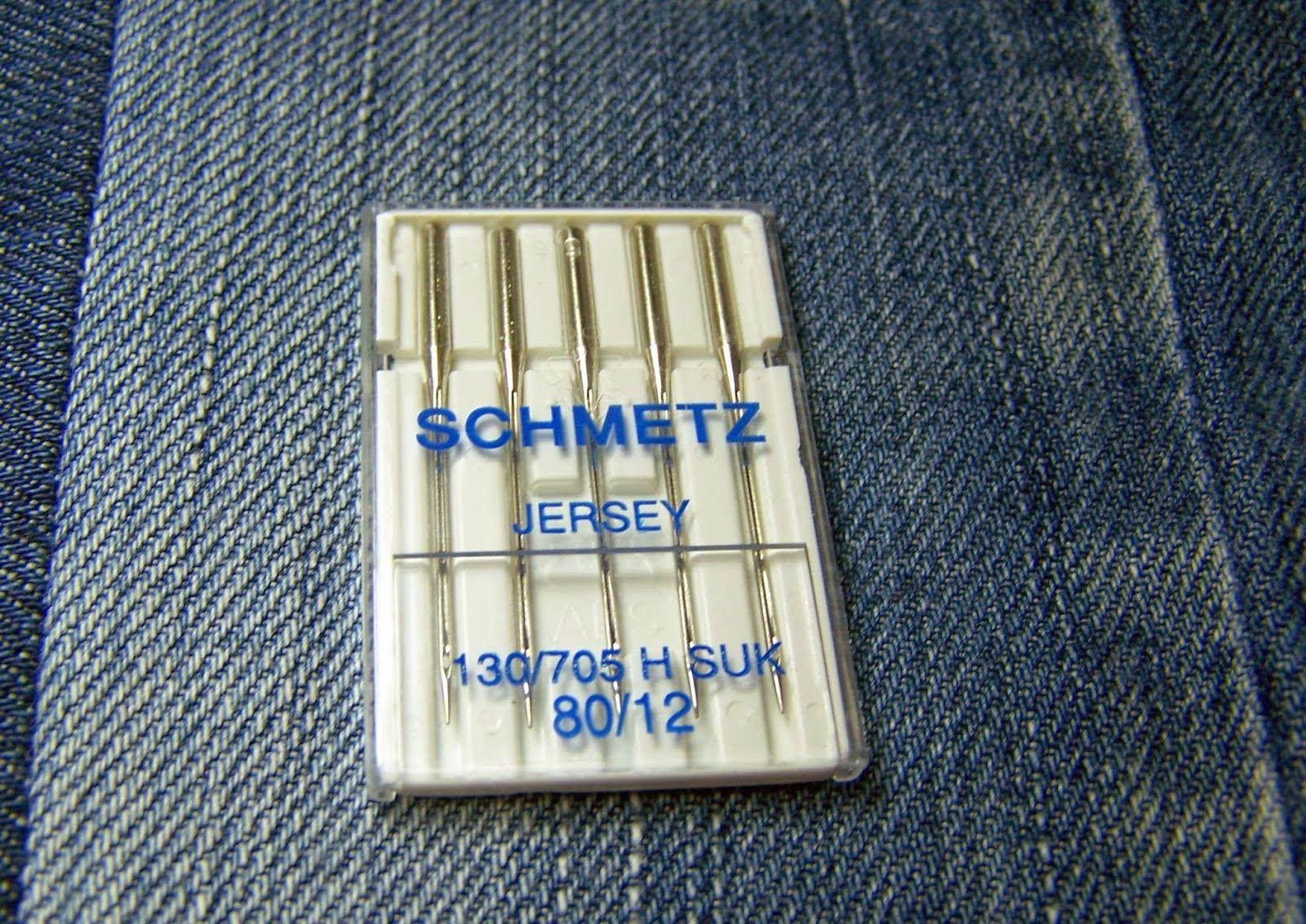 La importancia del uso correcto de las agujas de coser a máquina