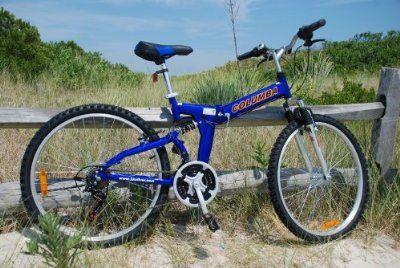 Columba Folding Bike 26