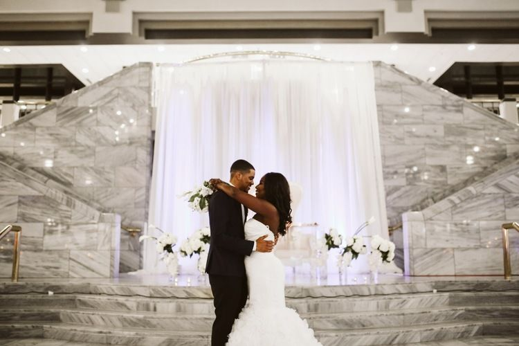 Atlanta City Hall Wedding Ryan Corey Kiyah C Photography Atlanta Wedding City Hall Wedding Atlanta Wedding Photographer