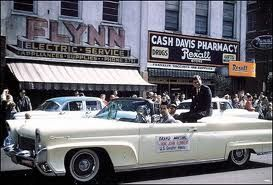 John F Kennedy As Grand Marshal Of The Pear Blossom Parade In Medford Oregon April 1960 This Was During His Pre Southern Oregon Jacksonville Oregon Oregon