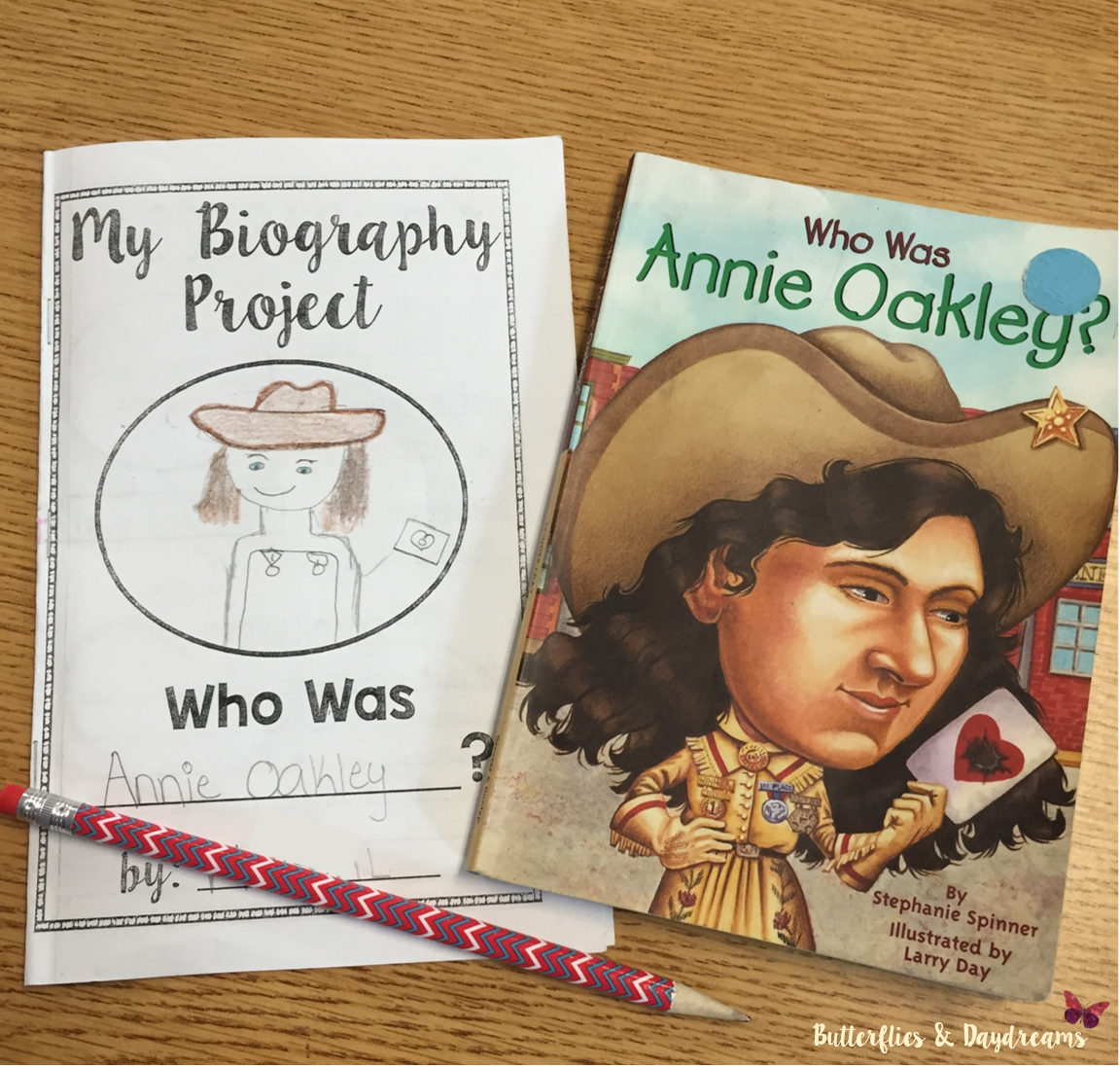 Biography Project Grades 2 5