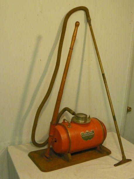 Antique Hand Powered Vacuum Cleaner Vaccum Cleaners