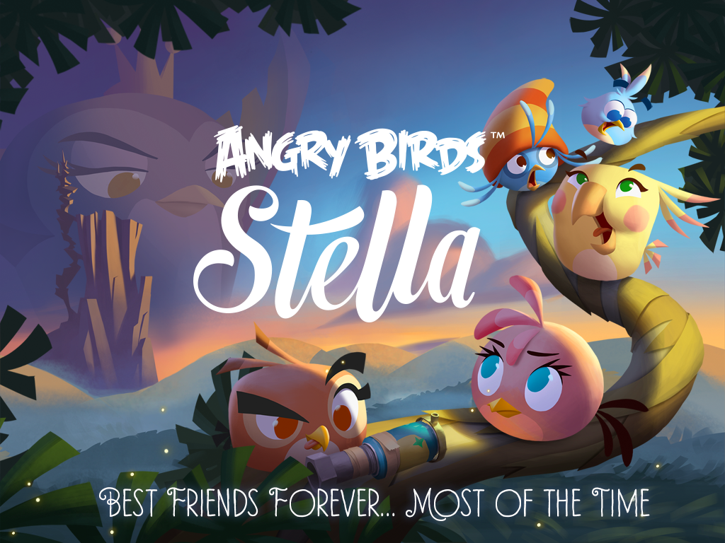 Angry Birds Stella Mod Apk Unlimited Gold Coins Angry Birds Gambar Gratis