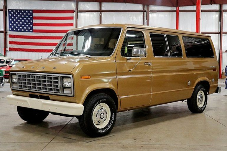 1979 Ford Econoline For Sale Ford Van Ford Vans