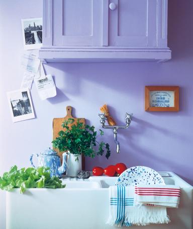Aktuelle Farbtrends Warmes Violett Schoner Wohnen Trendfarbe Provence Bild 6 Schoner Wohnen Trendfarbe Schoner Wohnen Wohnen