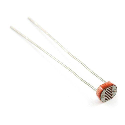 10pcs Photoresistor LDR Sensor Light Dependent Resistor 10mm for ...