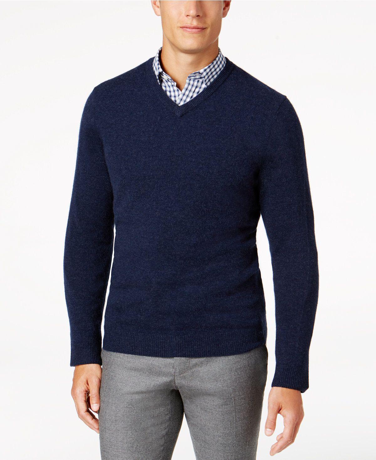 Men/'s V-Neck Cardigan Sweater Cardigan Sweater V-Neck Easy Club