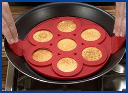 Flippin Fantastic | The fast, easy and fun way to make perfect pancakes every time!