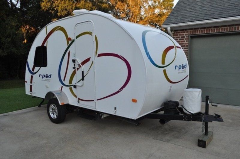 2010 Forest River R Pod Rp 176 For Sale By Owner Cary Nc Rvt