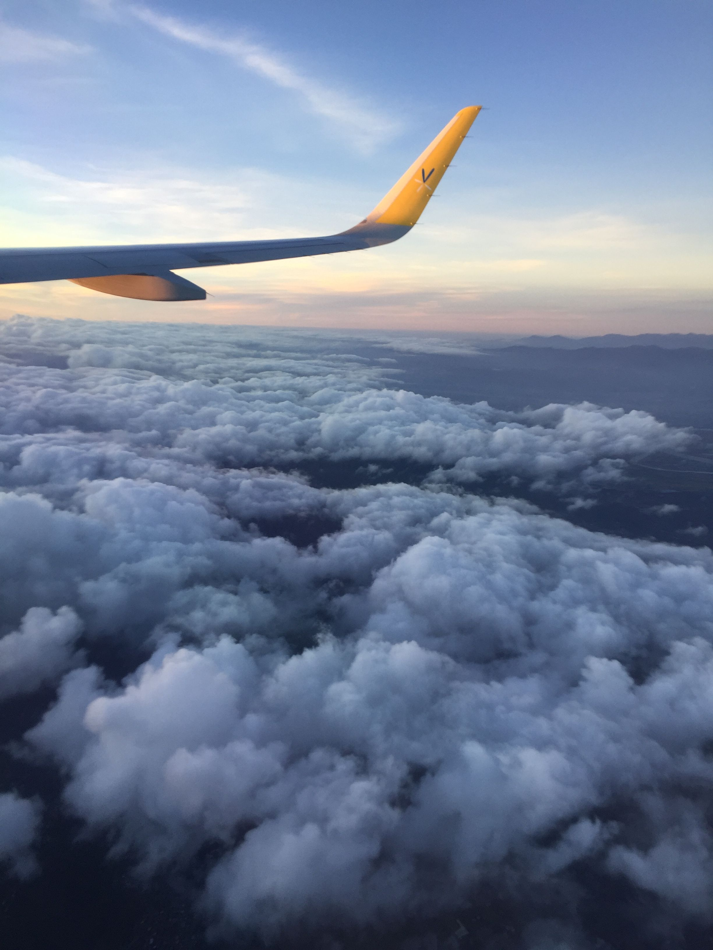 Pin by debby on iphone wallpapers Airplane view, Iphone