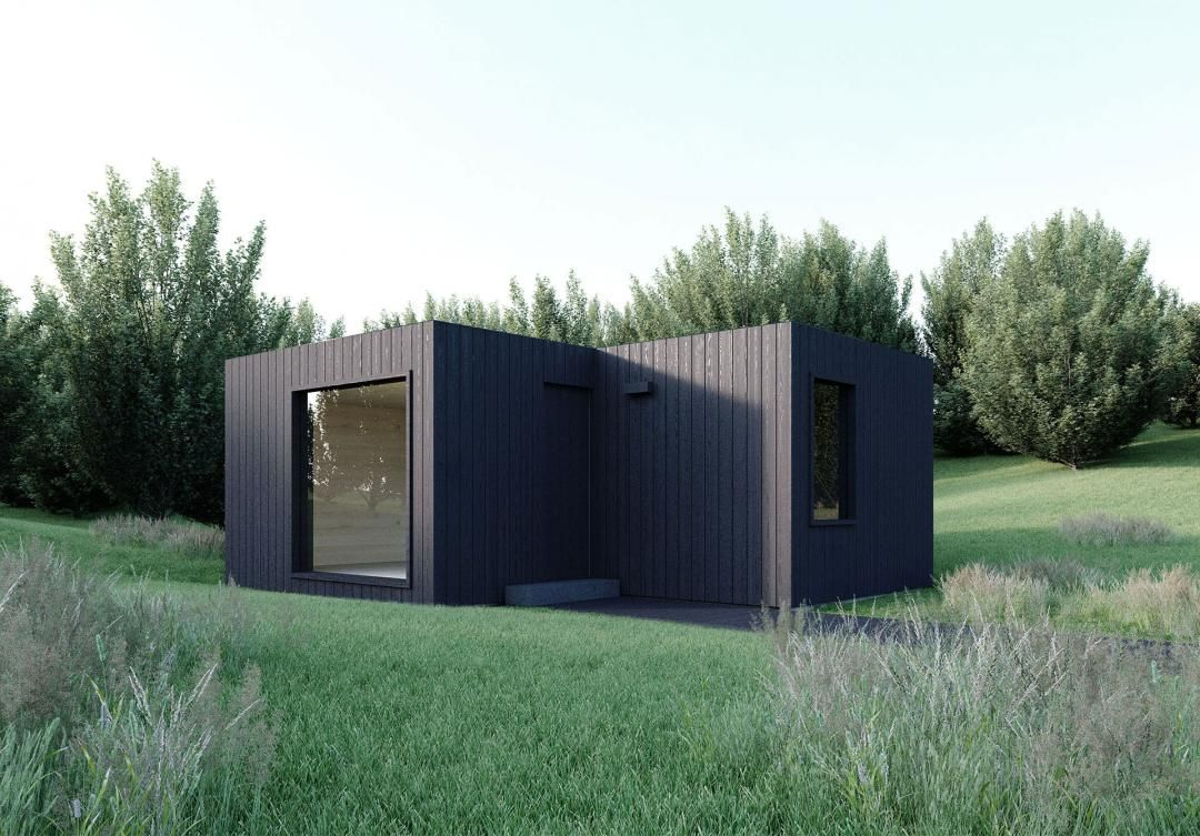 Mobile woonunits in hout gardens sheds tuinhuisjes pinterest