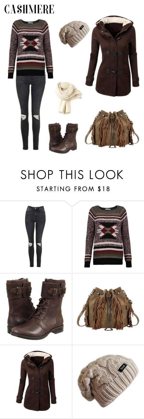 """""""Cashmere"""" by stargirl234 ❤ liked on Polyvore featuring Topshop, Autumn Cashmere, UGG Australia, Lacoste and cashmere"""