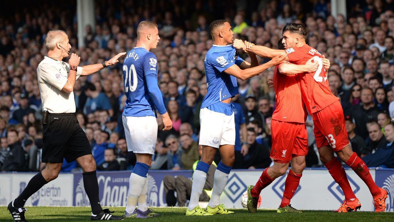 You Want To Hurt Each Other Welcome To The Merseyside Derby Merseyside Derby English Premier League Everton