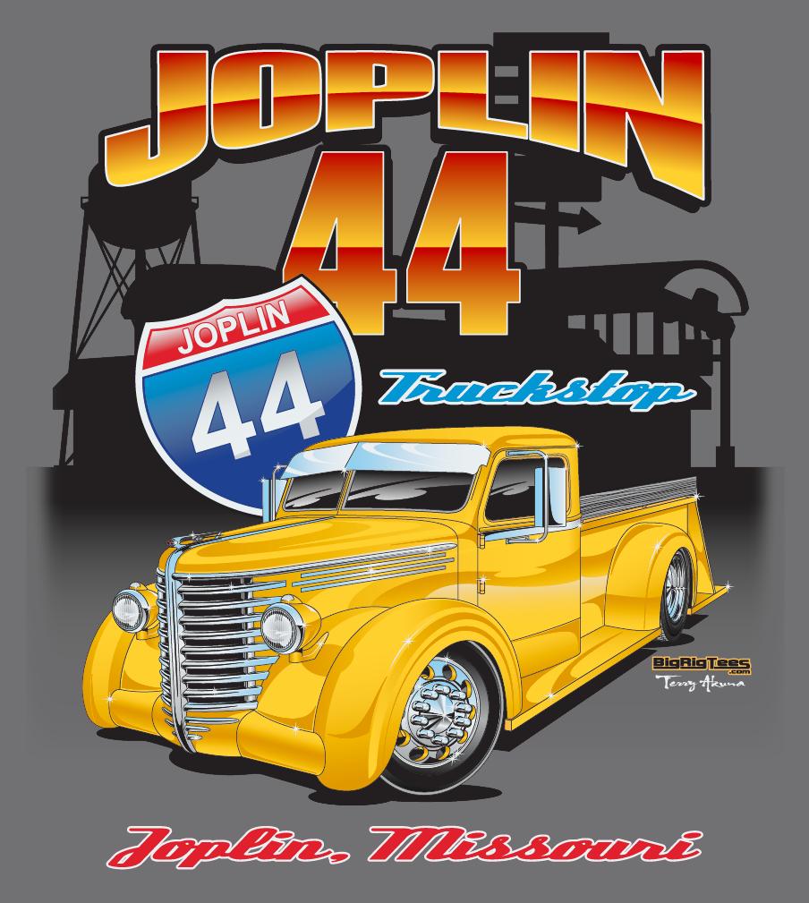 Diamond Auto Group Is A Auburn Buick Chevrolet Gmc: Iowa 80 Group/Joplin 44 Truckstop - Diamond T